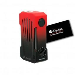 cigarette-electronique-batterie-invader-4x-rouge-et-noir-tesla-E-Declic