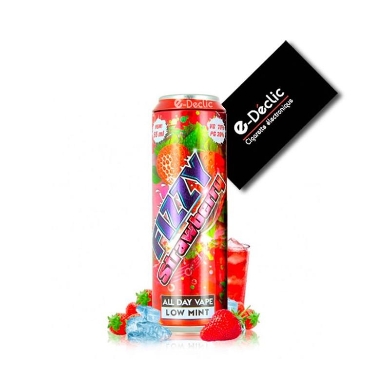 e-liquide-strawberry-50ml-par-fizzy-E-Declic